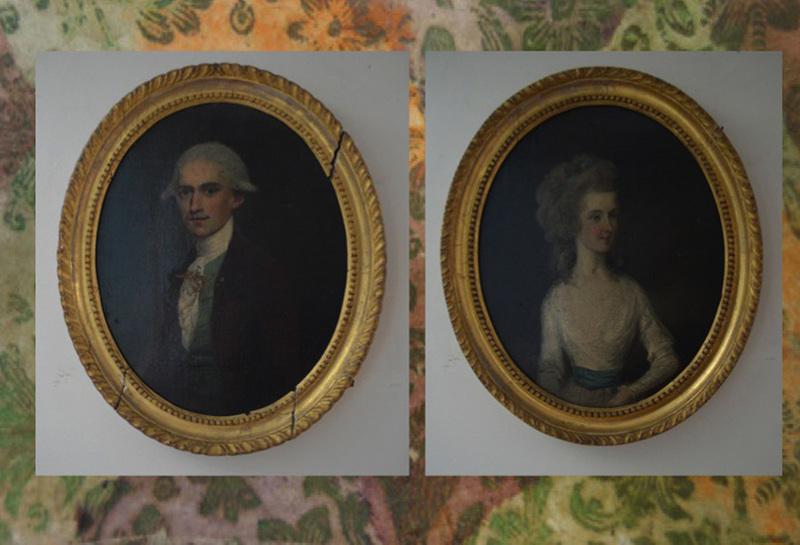 Benjamin and Sarah Manning Vaughan