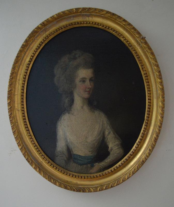 Portrait of Sarah Manning Vaughan