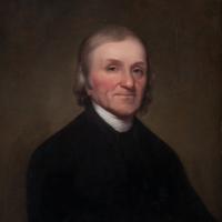 Portrait of Joseph Priestley (1733-1804)
