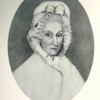 Portrait of Sarah Hallowell Vaughan