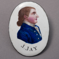 Miniature Portrait of John Jay (1745-1829)