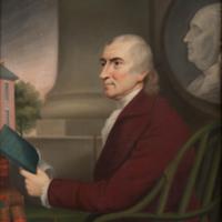 Portrait of Samuel Vaughan