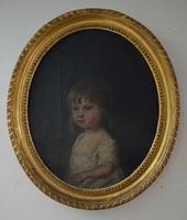Portrait of Harriet Vaughan